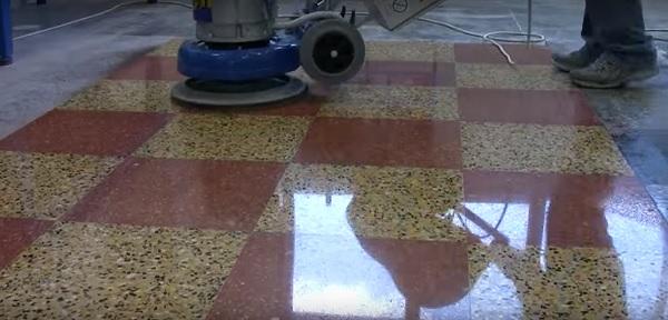 epoxy-terrazzo-installed-after-polishing